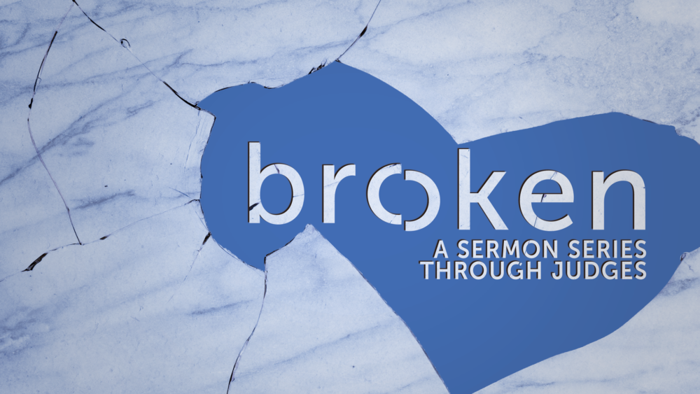 Jephthah: Broken savior