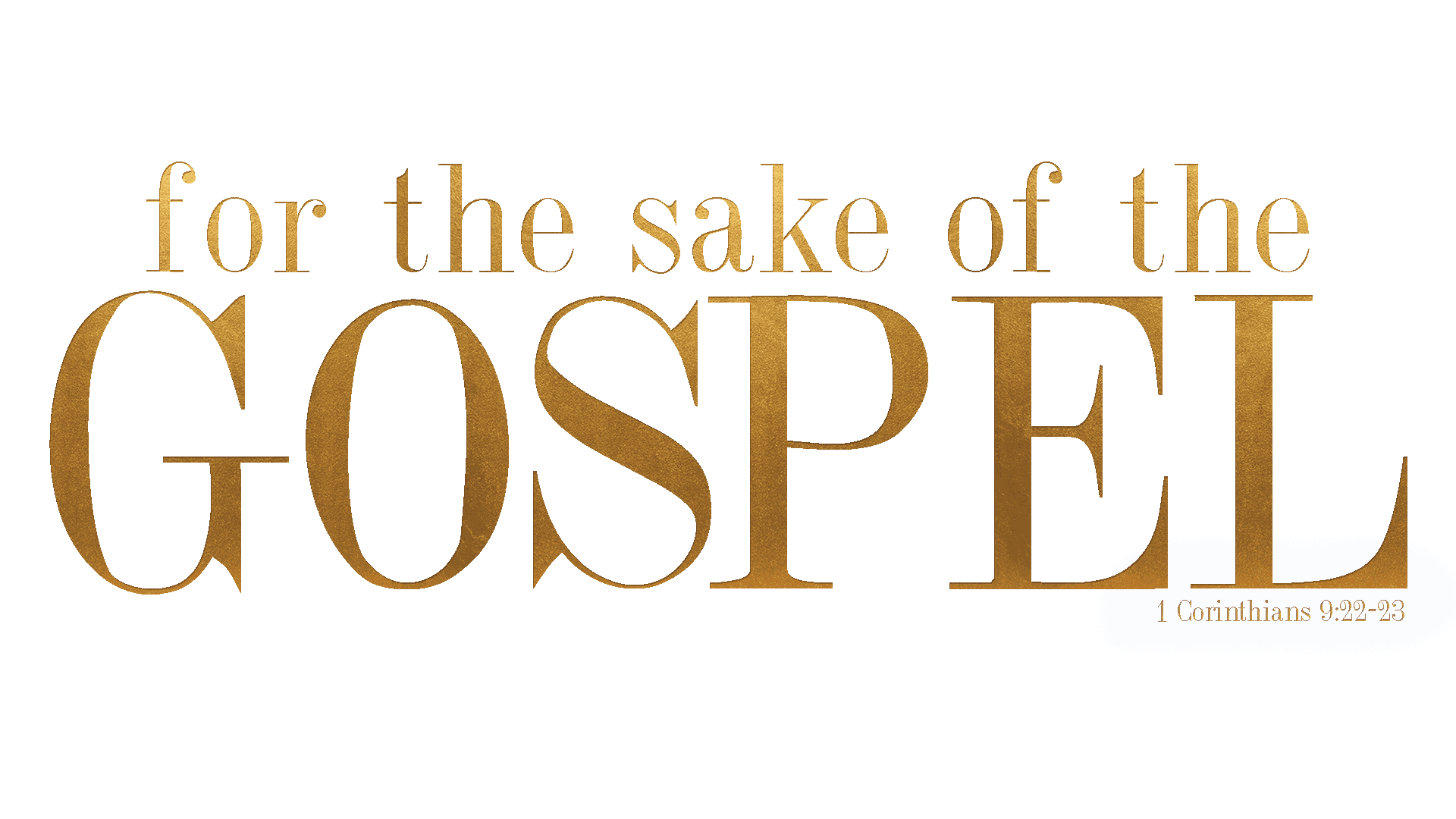 missions emphasis yearly theme